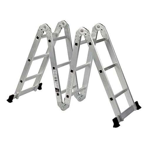 Multi Purpose Aluminium Ladders 3x4