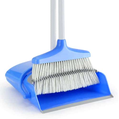 Wind Proof Broom And Dustpan